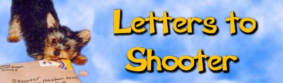 Letters to Shooter